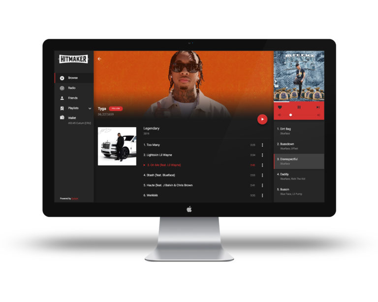 Hitmaker Player Desktop